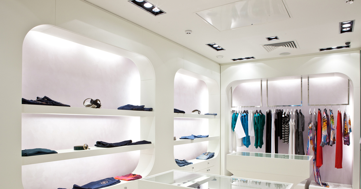 Your Retail Store Design Should Be Branded Experience
